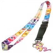 Buy Bargain My Little Pony Multi Character Lanyard