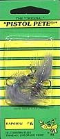 Pistol Pete Hi-Country Fishing Flies, Size 6, Rainbow