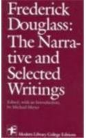 Frederick Douglass: The Narrative and Selected Writings by McGraw-Hill Humanities/Social Sciences/Languages