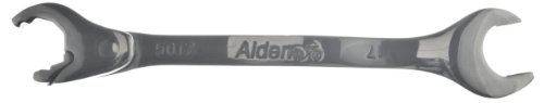 17mm Open End Alden Stainless Ratcheting Wrench Alden Open Ratchet Wrench