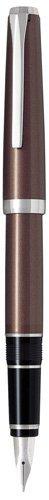 Pilot Pen Pilot Metal Falcon Collection Fountain Pen, Bro...
