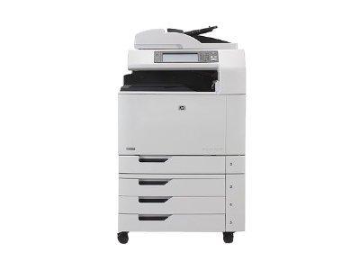 HP Color LaserJet CM6040f MFP - multifunction   -