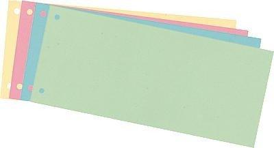 5 Star 853345 Trennstreifen VE100, mehrfarbig