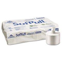 High Capacity Sofpull Center Pull - High Capacity Center Pull Tissue, 925 Sheets/Roll, 6 Rolls/Carton