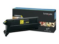12N0770 Lexmark Yellow Toner Cartridge for C910/C912