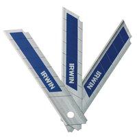 Irwin Bi-Metal 18mm Snap Blades 3 Pack 2086403