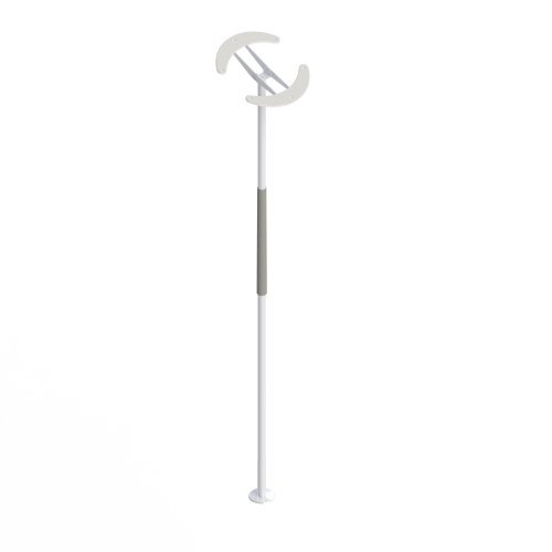 - HealthCraft SP-ACP SuperPole with Angled Ceiling Plate by Invisia