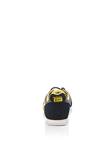 Onitsuka Tiger SHERBORNE RUNNER D416N Herren Sneaker Grau / Blau / Gelb