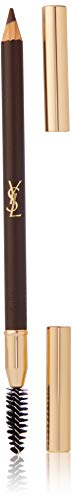 Yves Saint Laurent Dessin Des Sourcils Eyebrow Pencil for Women, No. 2 Dark Brown, 0.04 Ounce