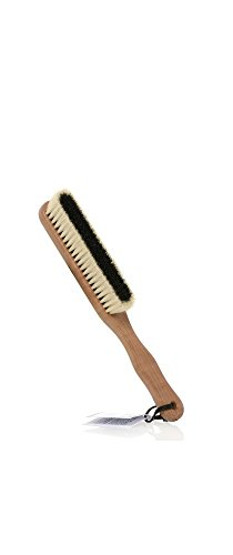 (The Laundress - Cashmere Brush, Lint, Fuzz, and Dust Removal, Cashmere and Wool Items, Handcrafted by Redecker)