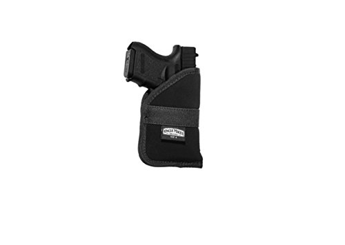Uncle Mike's OT inside the Pant Holster Black Small 87444 ()