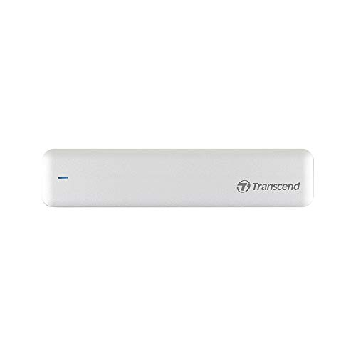 Transcend JetDrive 500 480GB Serial ATA III Solid State Drive for Select Apple MacBook Air Models Black/Silver TS480GJDM500