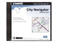 Mapsource City Software Navigator (Garmin City Navigator 2010 Middle East Map DVD (Windows))