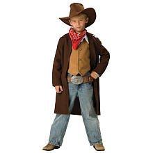 Rawhide Renegade Cowboy Kids Costume by -