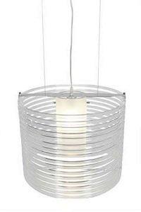 Enzo 1-Light Pendant 55526-CH/ACLR