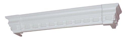 tsi-prime-durocraft-cb4103-chamberlain-white-3-end-caps