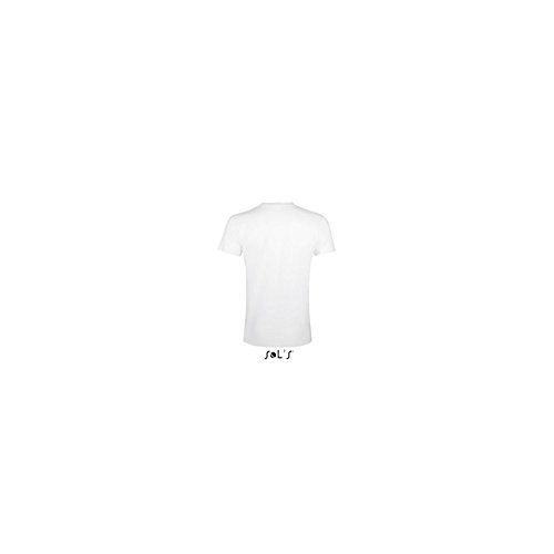 SOL´S Imperial Fit T-Shirt, S, White