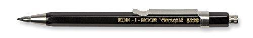 KOH-I-NOOR 2mm Diameter Short Mechanical Clutch Lead Holder Pencil - (Koh I-noor Lead Holder)