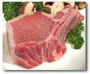 Personal Gourmet Foods 14 oz Prime Bone-in Frenched Pork Rib Chop Personal Gourmet Foods