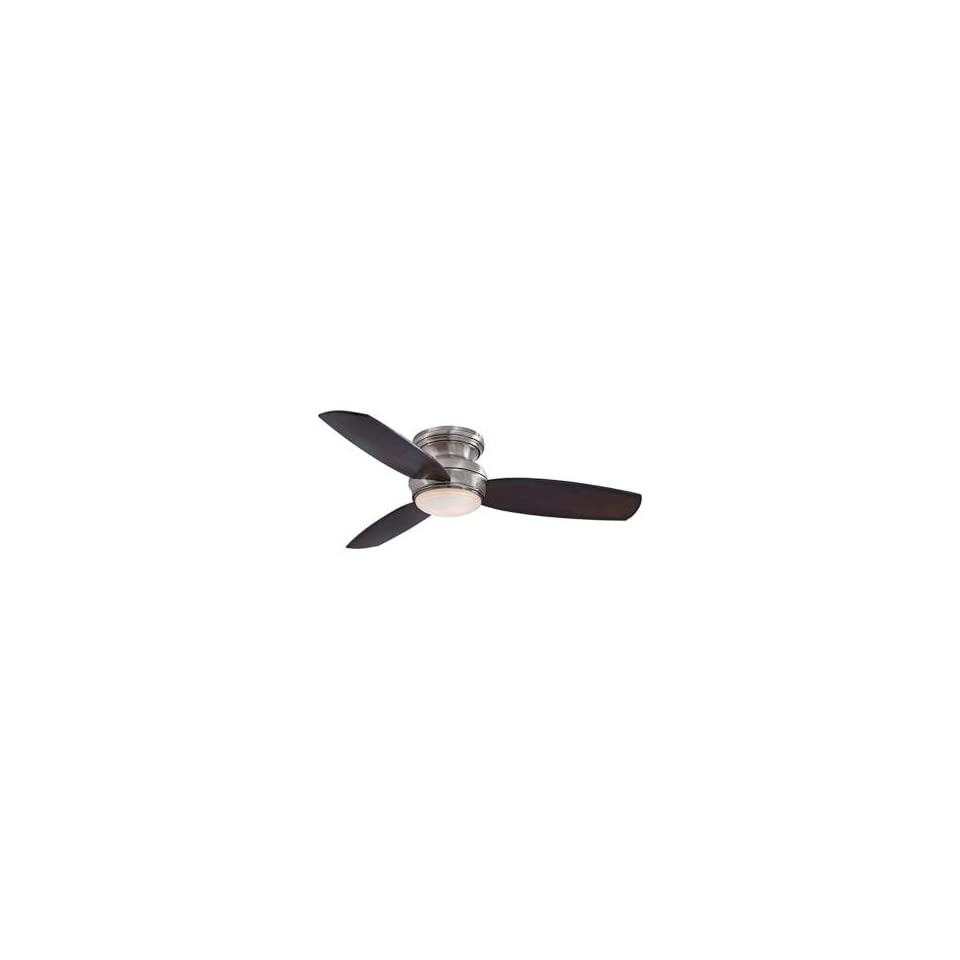 52 Minka Aire Concept Outdoor Ceiling Fan in Pewter