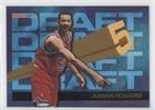 Juwan Howard (Basketball Card) 1994-95 NBA Hoops - Draft Redemption #5 ()