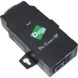 Digi Connect Sp 1 Port RS-232 DB-9 Serial To Ethernet Device Server by Digi