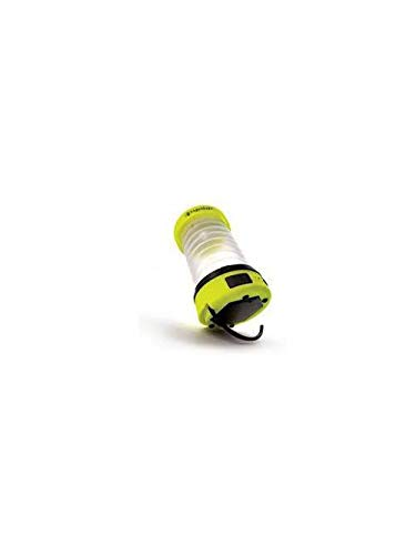 Hybrid Light 1328 Yellow Expandable Lantern/Flash Light and Charger