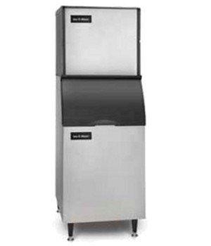 Ice-O-Matic ICE0520HA Air Cooled 520 Lb Half Cube Ice Machine by Ice-O-Matic