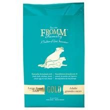 Fromm Gold Large Breed Adult Dry Dog Food, 5-Pound Bag