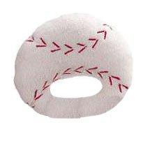 (GUND - Mini Pro Grabbies - Baseball Rattle)