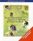 img - for An Introduction to Statistical Methods and Data Analysis, International Edition book / textbook / text book