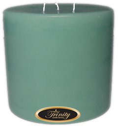 【予約販売】本 Trinity Candle工場 – – Morning Mist Morning 6 – Pillar Candle – 6 x 6 B0030BCEGE, 日本茶専門店 てらさわ茶舗:c26fe5eb --- senas.4x4.lt