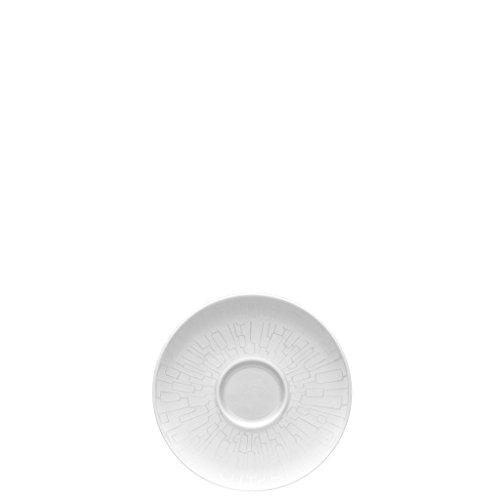 Espresso Saucer, 5 1/2 inch | TAC 02 Skin Silhouette (Rosenthal Silhouette)