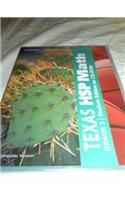 Harcourt School Publishers Math Texas: Student Edition On Cdrom Grade 3 2009