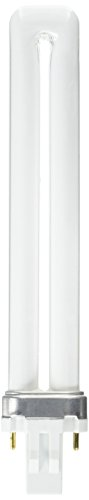 Plusrite 4009 - PL13W/1U/2P/827 Single Tube 2 Pin Base Compact Fluorescent Light Bulb