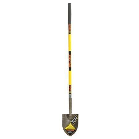 Irrigation Shovel, Sq Point, Long Handle (Sq Shovel)