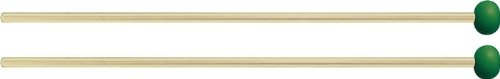 Mike Balter Unwound Series Medium Hard Rubber Mallets, Birch