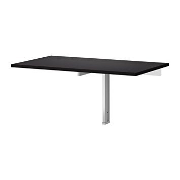 IKEA 802.175.24 BJURSTA Drop-Leaf Table, 35 3/8x19 5/8