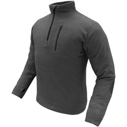 Fleece 1/4 Zip Pullover Jacket - 5