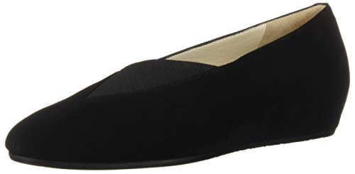 Amalfi Pumps - Amalfi by Rangoni Women's Veloce Pump, Black Cashmere, 9 M US
