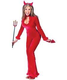 Devil Adult Costume - Medium/Large