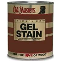 Old Masters 80208 Gel Stain Pint, Golden Oak by Old Masters