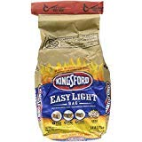 Kingsford Easy Light Bag, 2.8 Pounds (Pack of 2) - Lighting Charcoal Briquettes