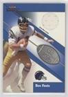 Dan Fouts (Football Card) 2002 Fleer Throwbacks - QB Collection - Jerseys [Memorabilia] #DAFO