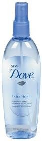 Dove Hairspray, Extra Hold, 9.25 oz