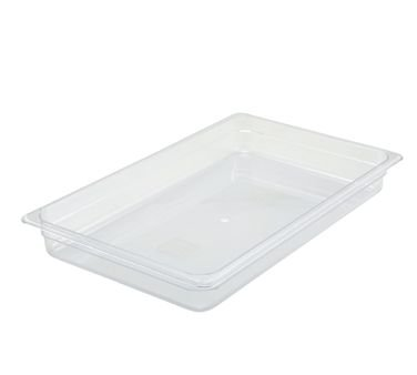 (Winco SP7102 Full-Size Food Pan, 2.5