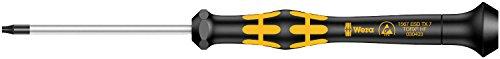 Wera 05030403001 TX7x60mm Kraftform 1567 Micro Torx Driver with Holding Function
