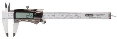 General Tools 318-147 0-6 in. Electro Digital Caliper