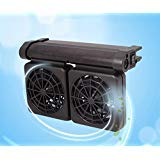 LONDAFISH Aquarium Chillers Aquarium Fan Fish Tank Cooling Fan Marine 2 Fan by LONDAFISH