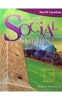 Download Harcourt Social Studies North Carolina: Student Edition (5-year subscription) Grade 2 Regions Around Us 2009 pdf epub